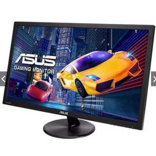 *FREE REGISTERED DELIVERY*Asus VP278H Gaming Monitor 27.0 inch FHD, 1ms, Flicker free