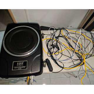 8 inch Active Subwoofer for sale