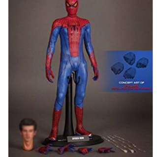 Hot Toys - The Amazing Spider-Man Movie Masterpiece Action Figure 1/6 Spide #滄海遺珠