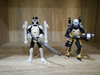 Star Wars 3.75 Inch Clones
