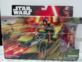 Star Wars Ezra Bridger's Speeder