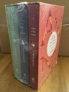 🚚 Anne with an E (Hardcover Boxed Set)
