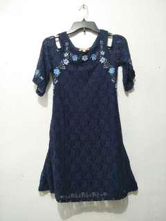 Auth Speechless lace dress