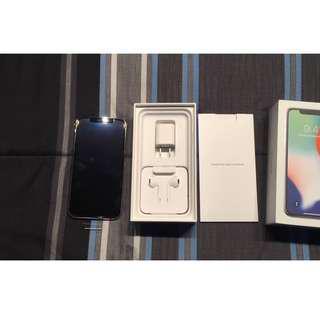 Iphone X 256GB Putih
