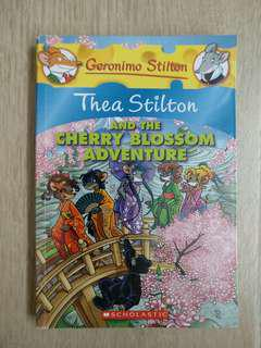 Thea Stilton and Cherry Bloosom Adventure