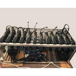 Mining Rig For Sale : 12 x Rx570 ($1800 per set) 3 sets available