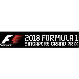 [SOLD] F1 Tickets for Friday (Zone 4 Walkabout with full concert access)