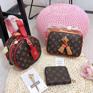 Sets of bag lv