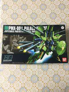 HG PMX-001 Palace Athne