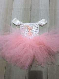 Baby tutu gown