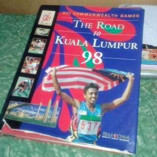 Buku hardcover sukom 98
