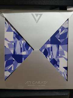 """SEVENTEEN 1ST ALBUM """"17 CARAT"""""""