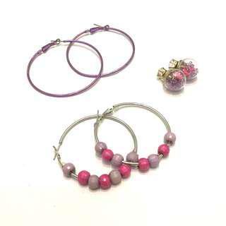 PLOVED: Preloved Earrings