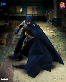 Mezco PX Exclusive Ascending Knight Batman(Blue Version)