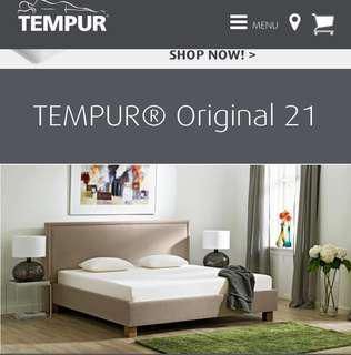 Tempur Original 21 Mattress