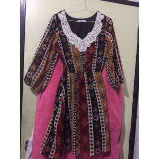 Teranova aztec Dress
