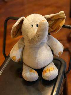 Jim Thompson elephant soft toy