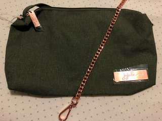 Rose gold chain sling, great for Jujube bags