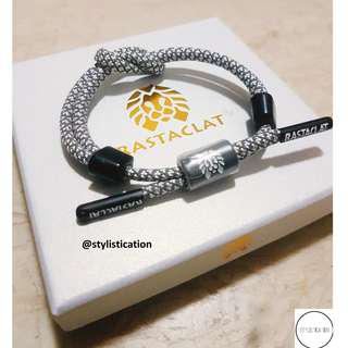 ✧FREE POSTAGE!✧AUTHENTIC✧Rastaclat Knotaclat Silver✧Free postage!