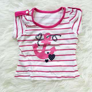 Stripes Baby Top
