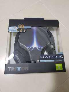 TRITON Halo 4 gaming headset (Limited edition)
