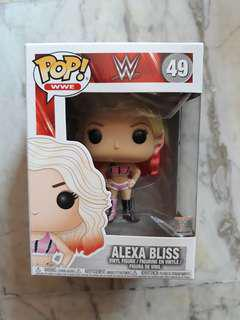 Funko POP WWE - Alexa Bliss (49)