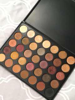 AUTHENTIC 35F Morphe Fall Into Fros Eyeshadow Palette