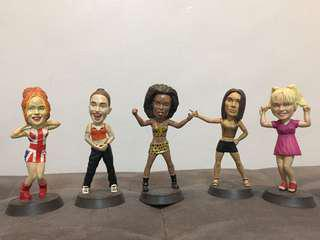 Spice Girls standing display