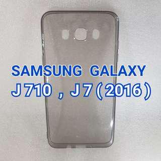 Samsung Galaxy J710 , J7 ( 2016 ) Soft Silicone Phone Case
