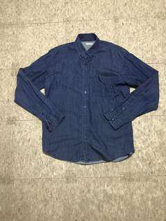 GU MEN shirt size M