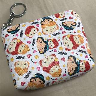 🚚 Tsum Tsum Disney Princess Coin Purse / Small Item Pouch