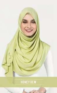 Duckscarves mss in honeydew (old version)