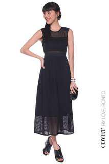 Love Bonito Covet Nadelyn Netted Dress
