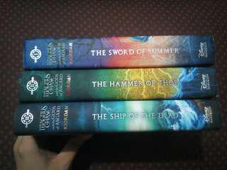 Magnus Chase and the Gods of Asgard | Rick Riordan