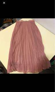 Heather 豆沙色長裙 🧡
