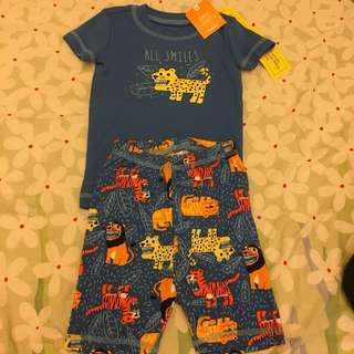 NEW T-shirt and Pants Set 12-18M