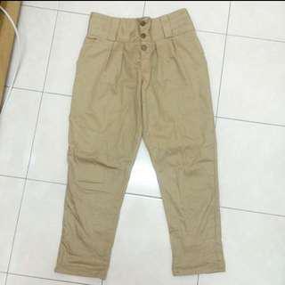 [new] khaki pants