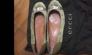 Real Gucci flat 37c