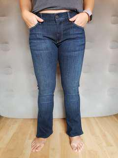 7 seven for all mankind mid rise roxanne women jeans.