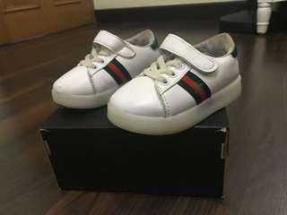 Preloved sneaker ( outsole 17cm )