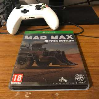 XBOX ONE MAD MAX RIPPER EDITION STEELBOOK