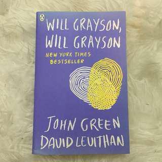 🚚 Will Grayson, Will Grayson by John Green & David Leuithan