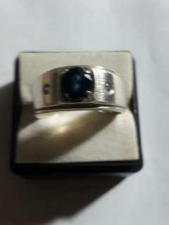 藍宝石戒指