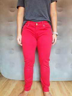 7 seven for all mankind the skinny women jeans.