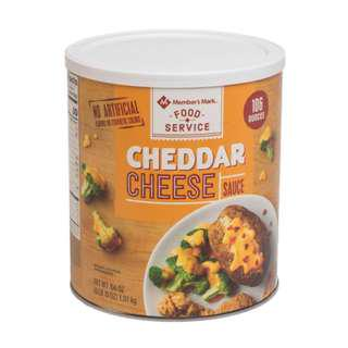 Member's Mark Cheddar Cheese Sauce