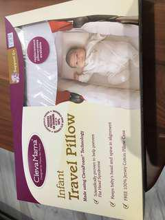 Cleva mama infant baby pillow