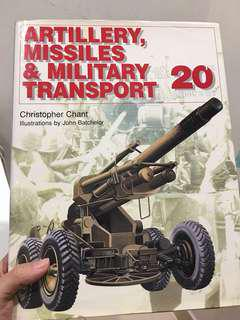 Artillery Missiles / Ultimate Weaponry / Firearms