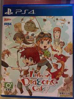Little Dragon Cafe 寶貝龍咖啡廳 Ps4