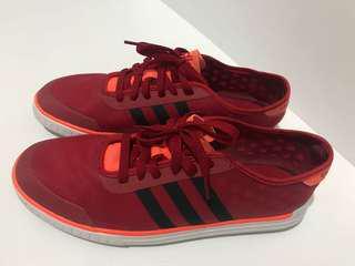 Sepatu Adidas Casual Red