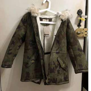 Zara girl 100% new jacket